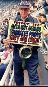 Freddy Sez