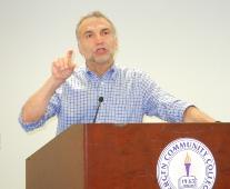 Dr. Sam Tsemberis explains the Housing First model