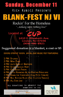 Blank-Fest NJ VI