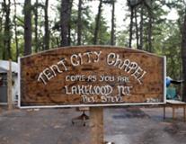 Lakewood's Tent City