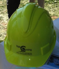 Promise House Ground Breaking