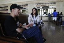 Outreach Program Helping Newark's Homelessness