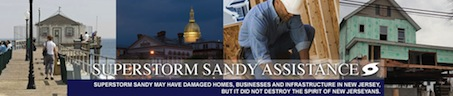 Superstorm Sandy Recovery Website