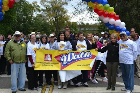 Walk for Wellness and Recovery 2012