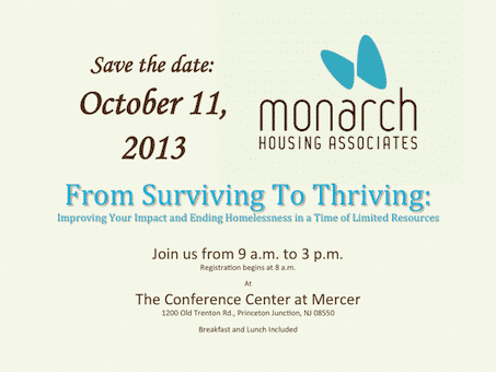 Save the Date: From Surviving to Thriving