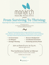 One Day Conference: From Thriving to Surviving