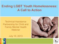 Ending LGBT Homelessness