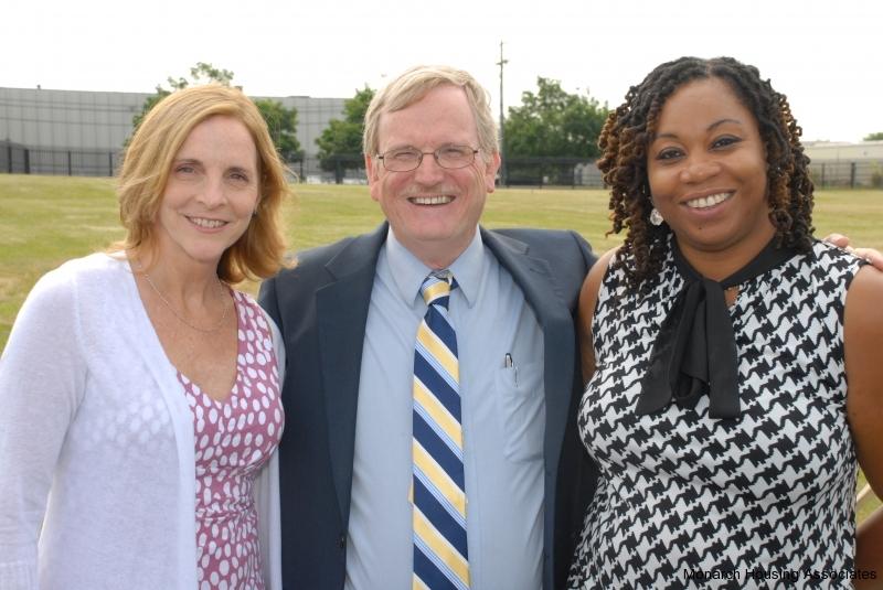 04 - Rebecca Rhoads, Richard W. Brown and Jackie Blake