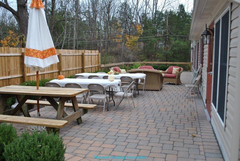 18 - rear patio
