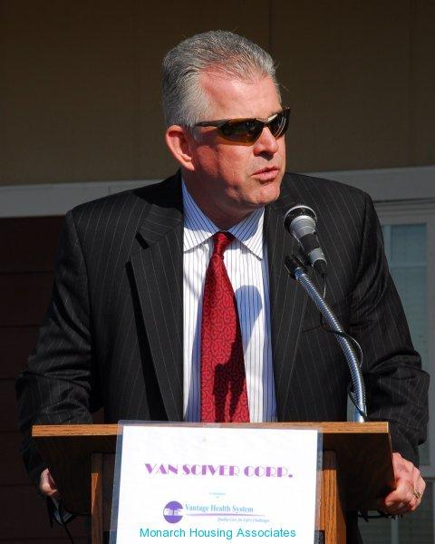 Vantage Board President