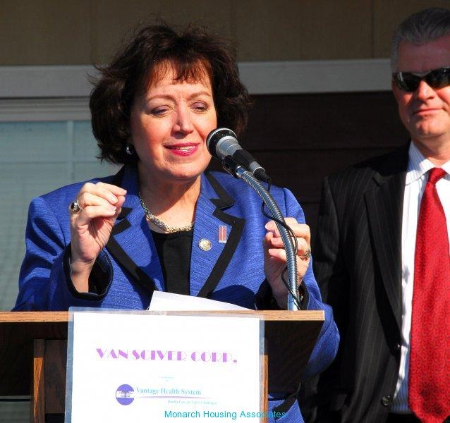 Kathleen A. Donovan County Executive