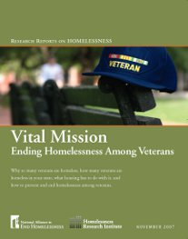 Vital Mission Ending Homelessness Among Veterans