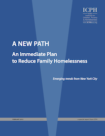 """New Path"" to ending family homelessness"