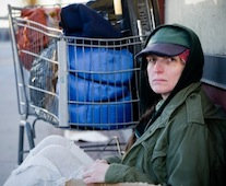 Female Veterans Facing Increasing Homelessness