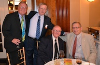 Bob Kley, Richard W. Brown, Michael Wilson and Jacob Bucher