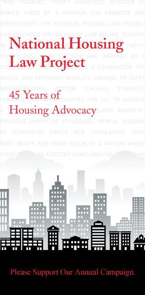 National Housing Law Project