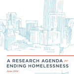 Research Agenda to End Homelessness Thumbnail