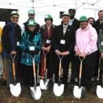 Allen House Groundbreaking