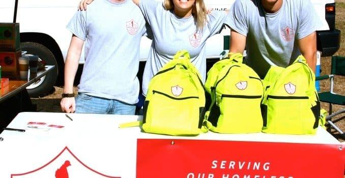 Backpacks for Life Assist Homeless Vets