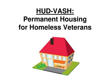 Congress Extends Deadline to Register Interest for HUD-VASH Vouchers Until December 1