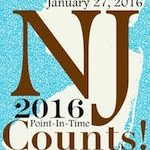 NJCounts 2016 Finds 12.4% Drop in Homelessness