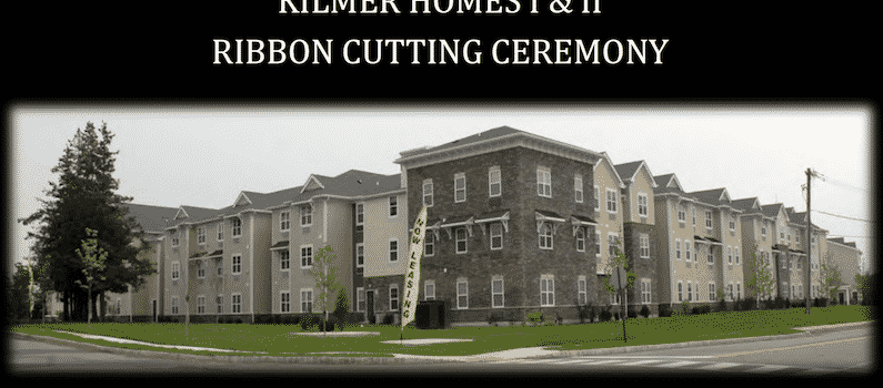 Kilmer Homes Team Plans Ribbon Cutting Ceremony
