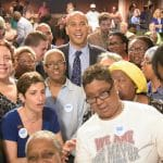 Senator Cory Booker at NJ Hill Day 2016