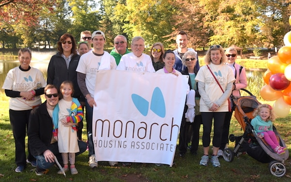 MHANJ and Monarch to Partner on October 14th Annual Wellness and Recovery Walk