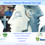 Homeless Sabbath Union County Dec. 16-18, 2016