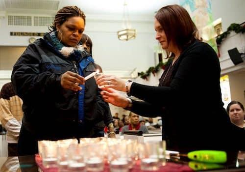 NJ Homeless Persons' Memorial Day December 2017