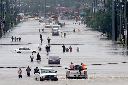 Devastation from Hurricane Harvey Could Bring Massive Dislocation and Homelessness