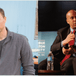 Public Policy Forum with Mathew Desmond, Author of Evicted, and Senator Cory Booker