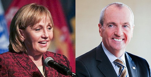 Kim Guadagno and Phil Murphy - Plans and Planks for Affordable Housing