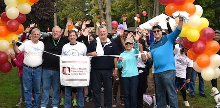 300 Walk for Wellness and Recovery on October 14