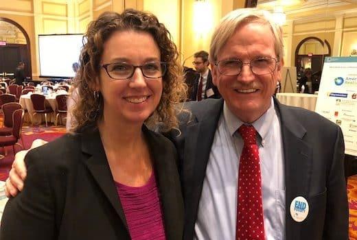 Diane Yentel Keynotes SHA Conference and Richard Brown Receives Cornerstone Award
