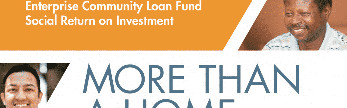 More Than a Home: Investing Together to Create Opportunity