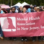 Over 200 Walking for Wellness and Recovery In Cranford with MHANJ and Monarch Housing