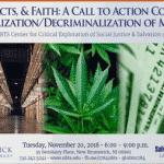 A Call to Action on Legalization/Decriminalization of Marijuana