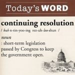 Continuing Resolution Funds HUD to Dec. 21
