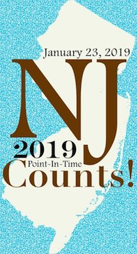 #NJCounts 2019 Reaches out our Homeless Neighbors